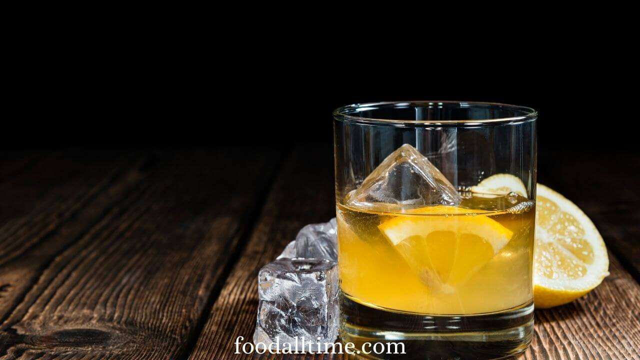 How To Make Whiskey Sour Classic Cocktails Recipe
