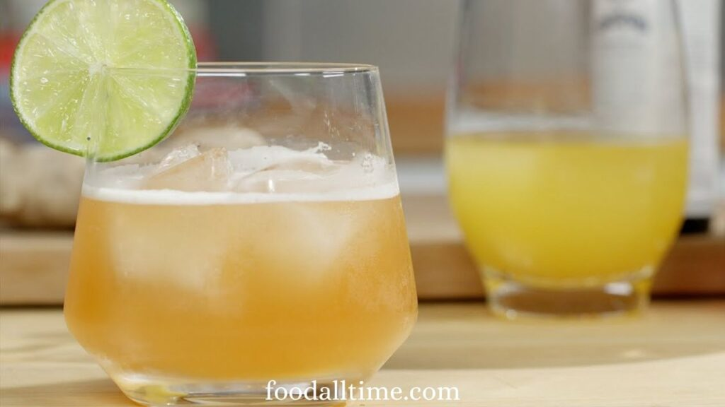 Jamaican Breeze Classic Cocktails Recipes
