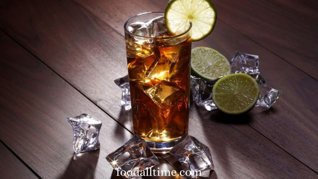 Long Island Iced Tea Classic Cocktails Recipes