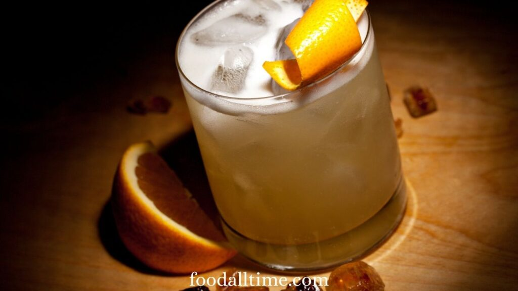 Whiskey Sour Classic Cocktails Recipes