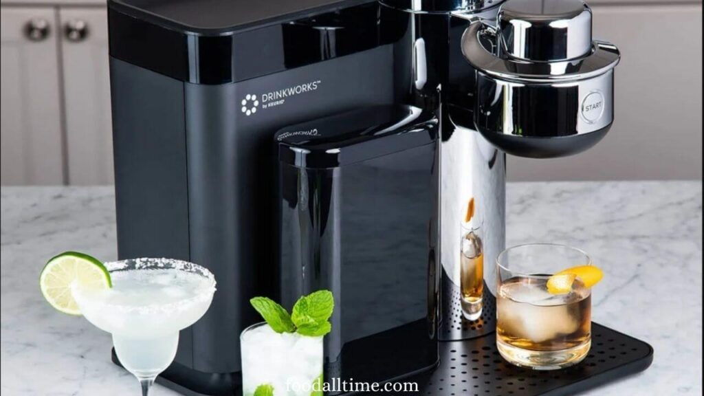 cocktail maker machine, cocktail maker, cocktail machine, Bartesian Premium Cocktail and Margarita, automated cocktail machine, Best Home Frozen Drink Maker, Best Cocktail Maker Machine For Homemade (3)