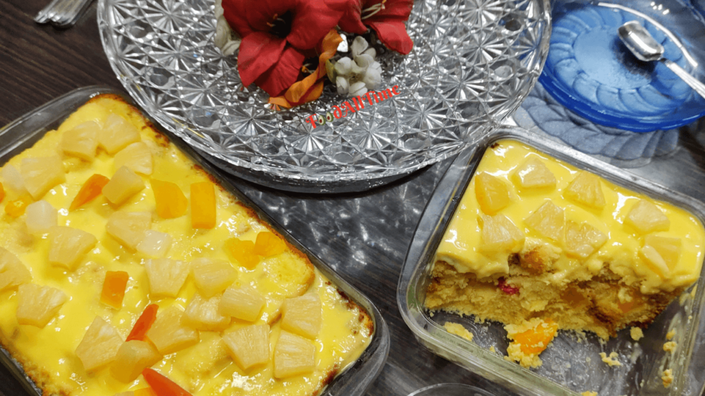 Tipsy Pudding Recipe Easy Party-Dessert