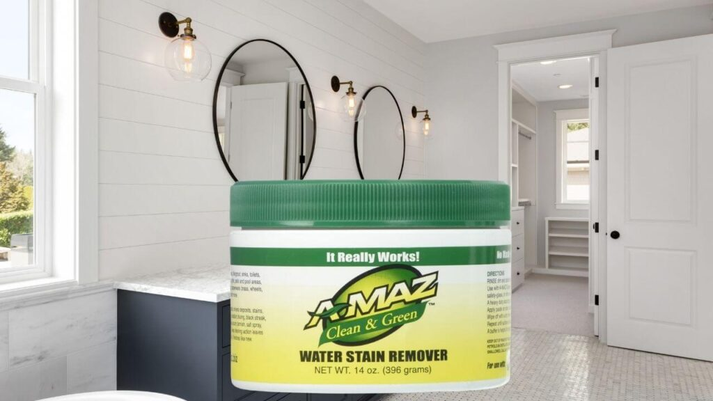 AMAZ 11107 Water Stain Remover 14 ounces ( Packaging may vary)