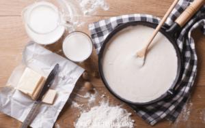 Best Homemade Bechamel Sauce/White Sauce Recipe