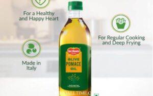 Del Monte Olive Pomace Oil PET, 1L