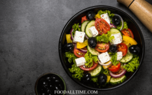 How To Cook Easy Traditional Greek Salad Recipe