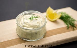 How To Make Homemade 30 Second Tartar Sauce Recipe