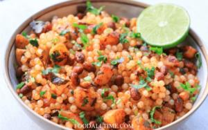 Best Spicy Sabudana Khichdi Recipe