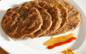 Falahari Thalipeeth , How To Cook Falahari Thalipeeth, Sabudana Thalipeeth, Thalipeeth