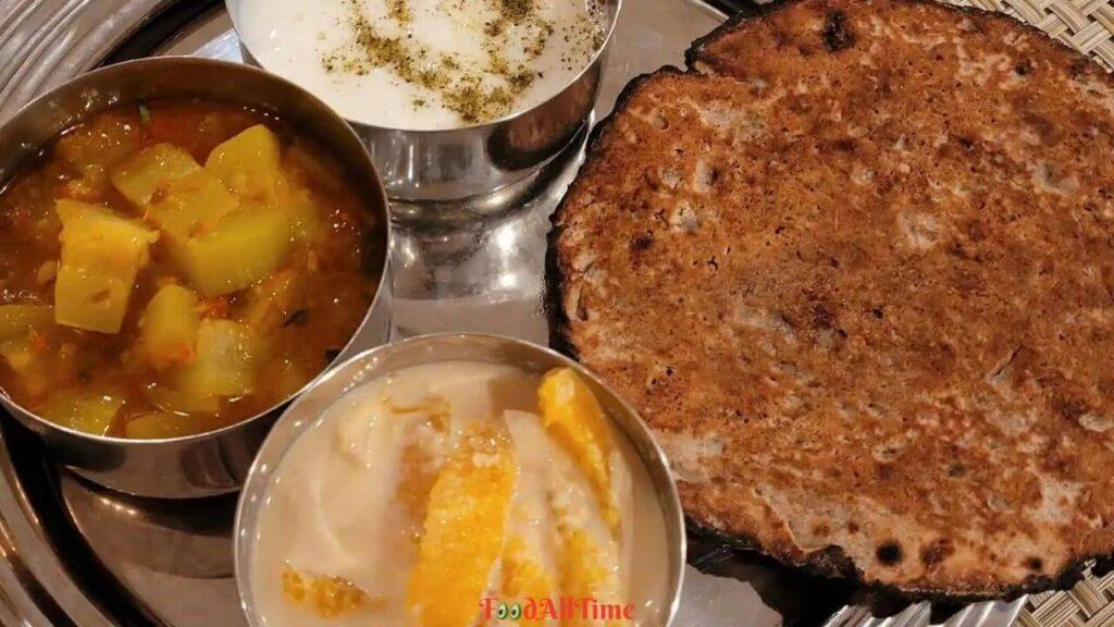 How to Cook Kuttu Ka Paratha Recipe   Vrat Ka Paratha Recipe   Kuttu Ki Roti