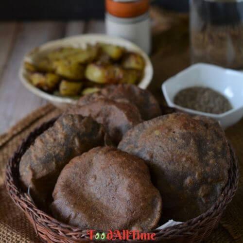 Kuttu Ki Poori Recipe | Vrat Ki Poori