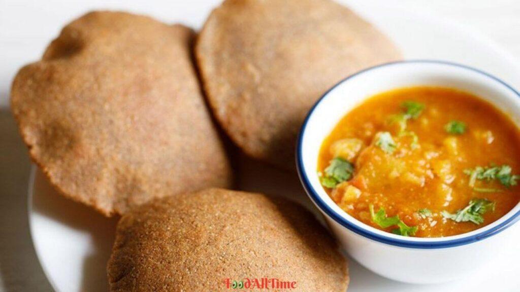 Kuttu Ki Poori Recipe   Vrat Ki Poori